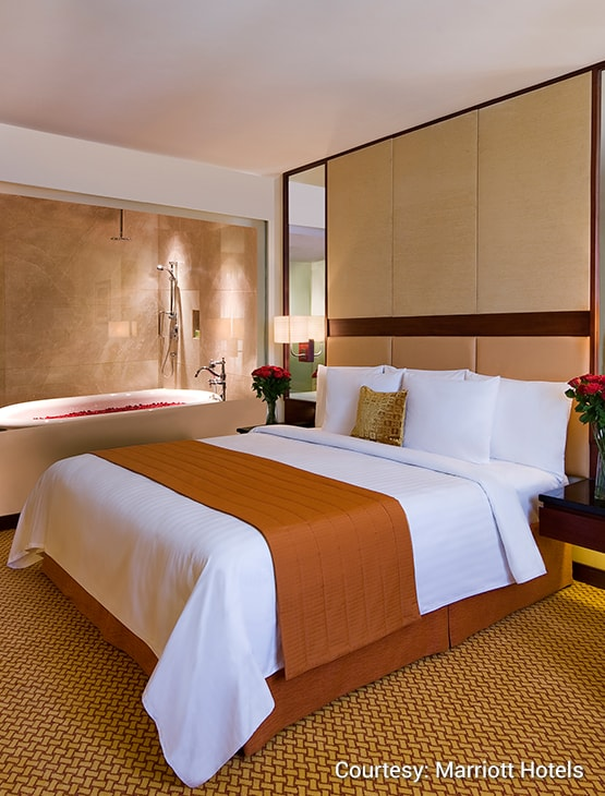 Courtyard by Marriott Ahmedabad_acco