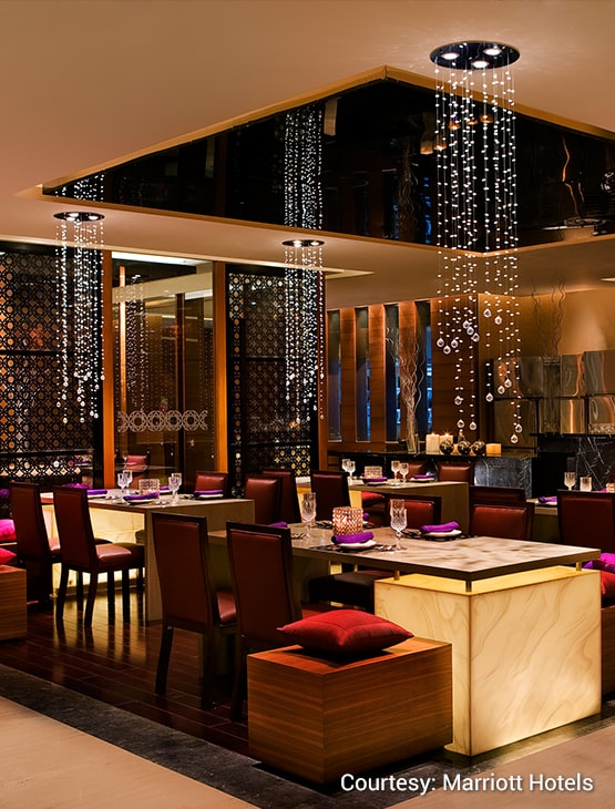 Courtyard by Marriott Ahmedabad_dining
