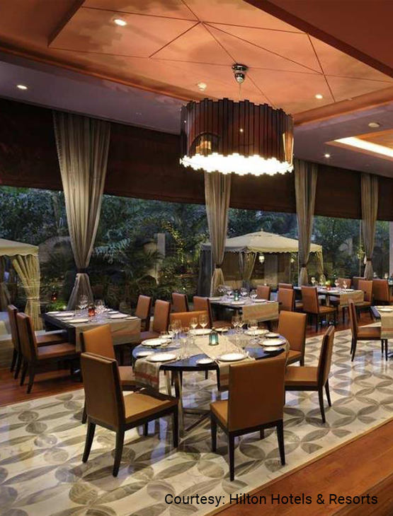 DoubleTree by Hilton Hotel Gurgaon_Dining