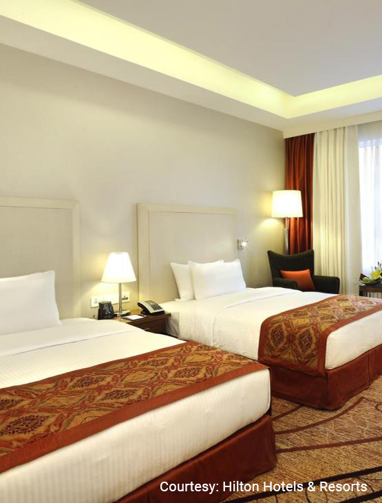 DoubleTree by Hilton Hotel Gurgaon_Acco