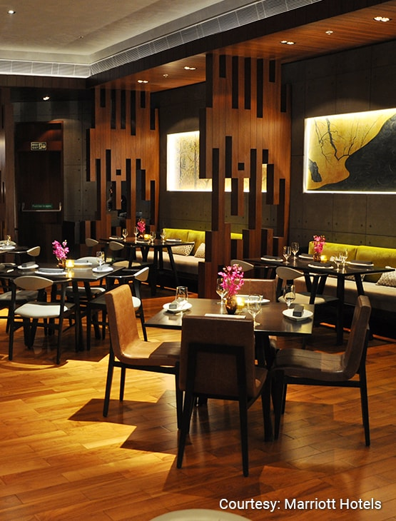 JW Marriott Hotel New Delhi Aerocity_Dining