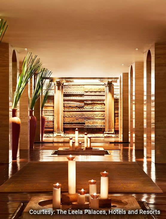 The Leela Ambience Convention Hotel_Spa