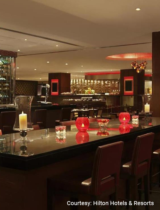 Hilton Garden Inn New Delhi_dining
