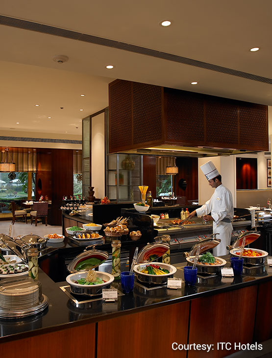 ITC Maurya, Dum Pukht Restaurants In New Delhi_dining2