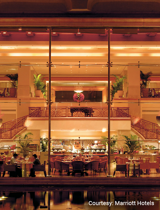 JW Marriott Mumbai_dining1