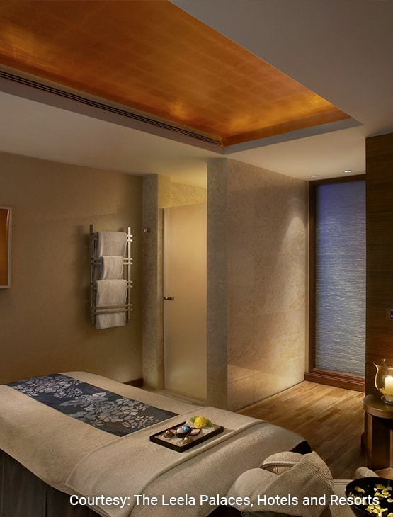 The Leela Mumbai_Spa