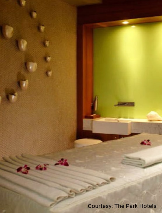 The Park New Delhi_spa
