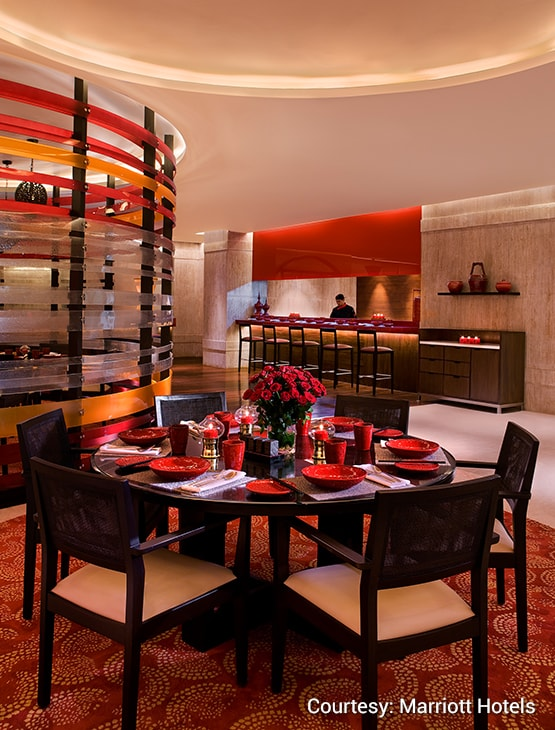 Courtyard by Marriott Mumbai International Airport_Dining