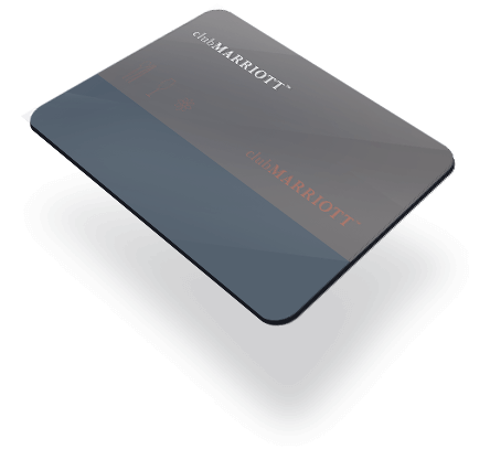 Marriott Hotel Membership Cards