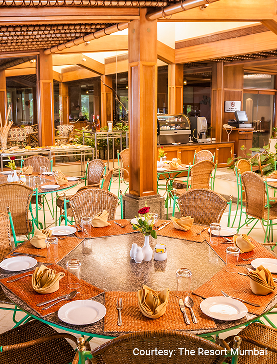 The Resort Madh-Marve_dining