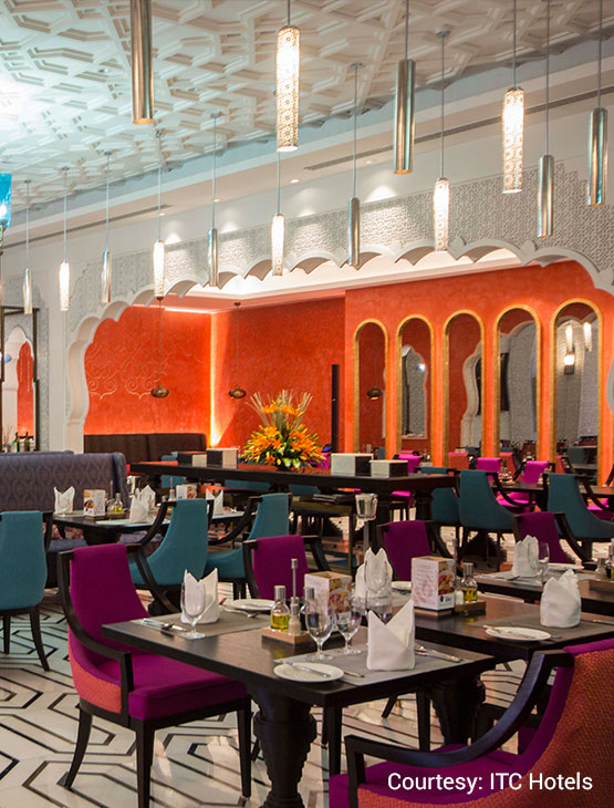 ITC Rajputana a Luxury Collection Hotel_dining2