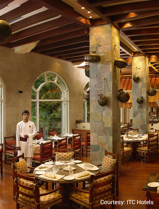 ITC Grand Central_dining